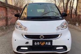 Smart Fortwo(进口) 2013款 Fortwo(进口) 1.0T 敞篷城市游侠特别版抵押车