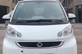 Smart Fortwo(进口) 2015款 Fortwo(进口) 1.0L MHD 炫闪特别版抵押车
