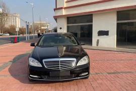 奔驰S级(进口) 2012款 奔驰S级(进口) S300L 豪华型 Grand Edition抵押车
