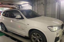 宝马X3(进口) 2017款 宝马X3(进口) xDrive28i 基本型 中东抵押车