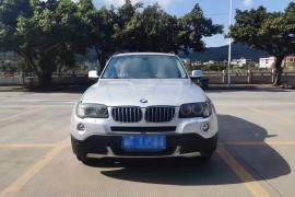 宝马X3(进口) 2010款 宝马X3(进口) xDrive30i 探索版抵押车
