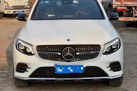 奔驰GLC级AMG(进口) 2020款 奔驰GLC级AMG(进口) AMG GLC 43 4MATI抵押车