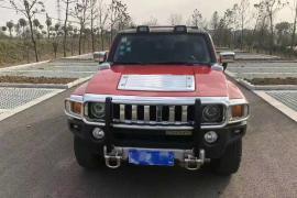 悍马H3(进口) 2008款 悍马H3(进口) x 3.7抵押车
