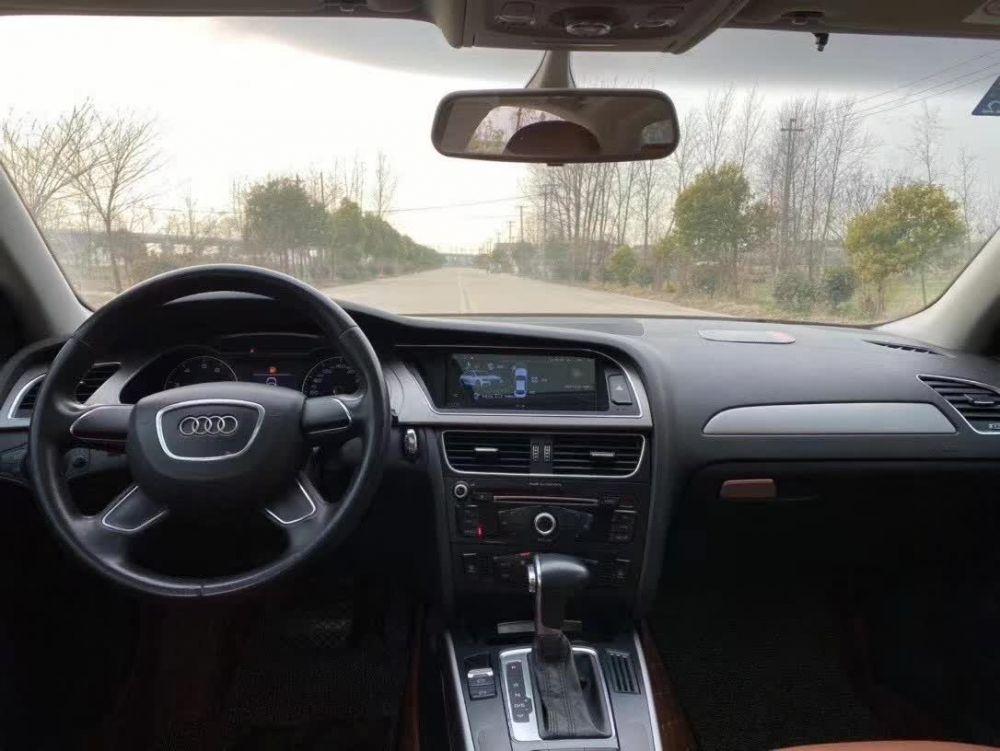 奥迪A4L 2015款 奥迪A4L 30 TFSI 自动舒适型