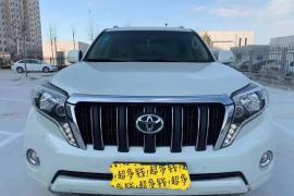 丰田 普拉多 2018款 普拉多 3.5L 自动 TX 抵押车