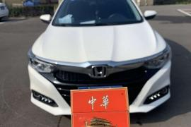 本田 凌派 2019款 凌派 180Turbo CVT舒适版 国V抵押车