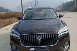 宝沃BX7 2018款 宝沃BX7 28T 两驱舒适型 5座 国V抵押车