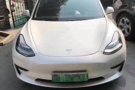 TESLA Model S(进口) 2019款 Model S(进口) 长续航版抵押车