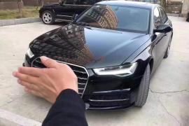 奥迪A6(进口) 2018款 奥迪A6(进口) 3.0T allroad quattro抵押车