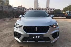 WEY VV7 2019款 WEY VV7 升级版 2.0T 豪华型 国V抵押车