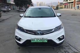 东南DX3新能源 2018款 东南DX3新能源 EV 豪华型抵押车