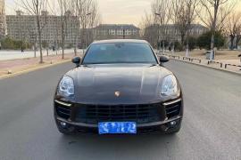 保时捷Macan(进口) 2018款 保时捷Macan S 3.0T 抵押车