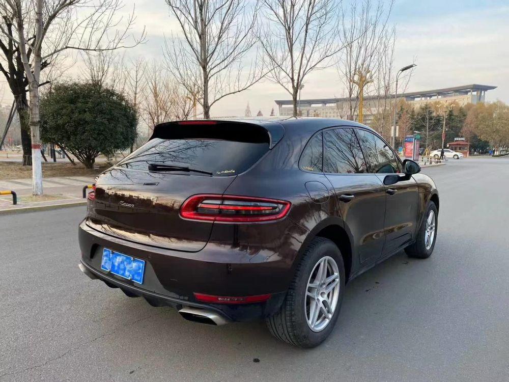 保时捷Macan(进口) 2018款 保时捷Macan S 3.0T