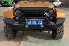 Jeep 牧马人(进口) 2014款 牧马人(进口) 3.0L 四门版 Sahara抵押车