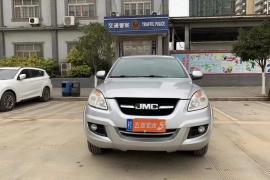 江铃 域虎7 2017款 域虎7 2.4T柴油手动两驱超豪华版JX4D24A5L抵押车