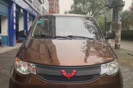 五菱宏光 2018款 五菱宏光 1.5L 经典款S基本型抵押车