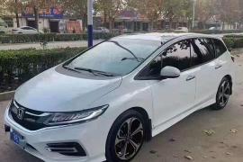 本田 杰德 2017款 杰德 210TURBO CVT豪华版 5座抵押车
