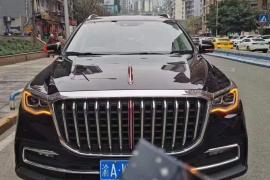 红旗HS7 2019款 红旗HS7 3.0T 自动四驱旗悦版抵押车
