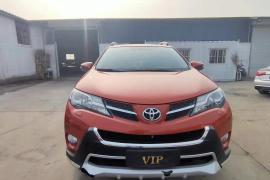 丰田 RAV4荣放 2015款 RAV4荣放 2.5L 自动四驱豪华版 抵押车