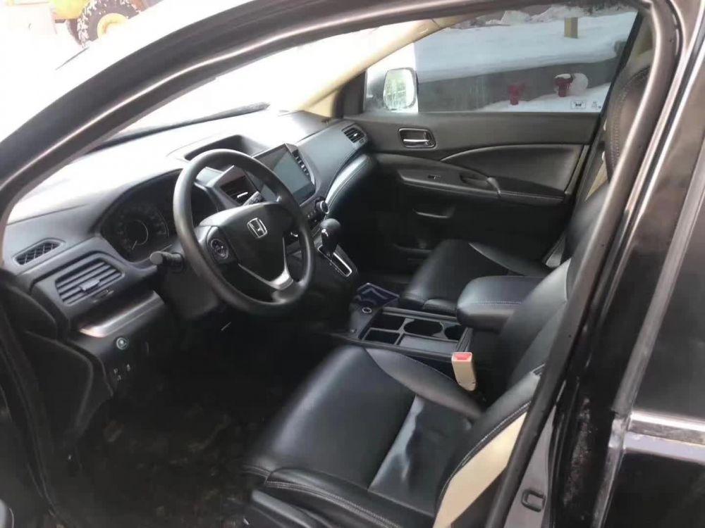 本田CR-V 2017款 本田CR-V 240TURBO 自动两驱风尚版