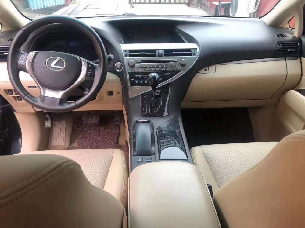 雷克萨斯RX(进口) 2013款 雷克萨斯RX(进口) 270 精英版