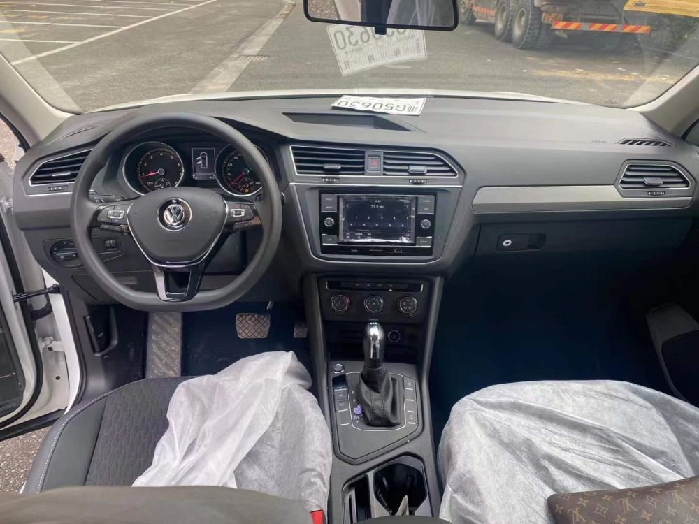 大众 途观 2016款 途观 330TSI 自动 四驱 舒适视野版