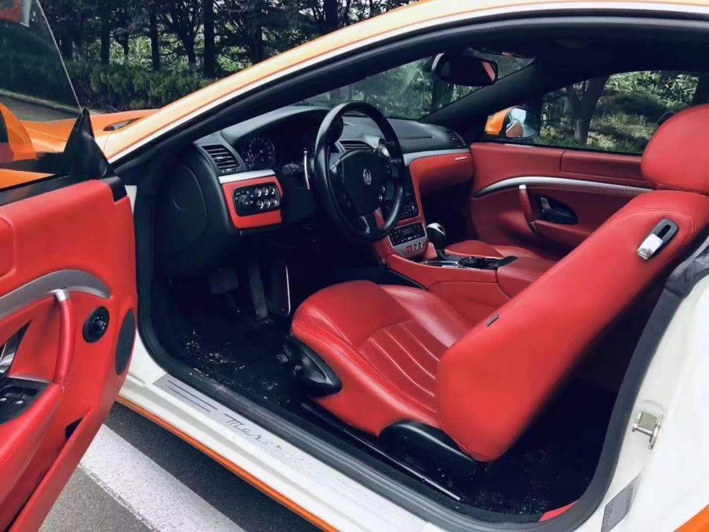 玛莎拉蒂GT(进口)[GranTurismo] 2012款 玛莎拉蒂GT(进口) 4.2L 标准型