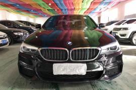 宝马5系 2018款 宝马5系 530Li 尊享型 豪华套装抵押车