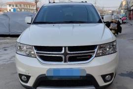 道奇 酷威(进口) 2016款 酷威(进口) 2.4L 两驱旅行版抵押车