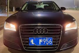 奥迪A8L(进口) 2013款 奥迪A8L(进口) 30 FSI 舒适型抵押车