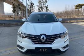 雷诺 科雷傲(进口) 2016款 科雷傲(进口) 2.0L 两驱舒适版抵押车
