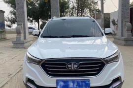 奔腾X40 2018款 奔腾X40 网红版 1.6L 自动豪华型抵押车