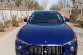 玛莎拉蒂Levante(进口) 2017款 玛莎拉蒂Levante(进口) 3.0T S 高功率 抵押车