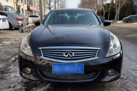 英菲尼迪G(进口) 2013款 英菲尼迪G(进口)37 Coupe抵押车