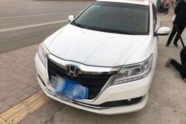 本田 凌派 2017款 凌派 1.8L CVT舒适特装版抵押车
