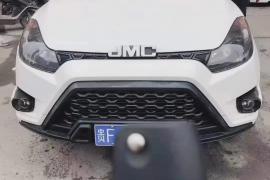 江铃 域虎5 2018款 域虎5 2.4T经典版柴油手动四驱豪华神盾版长轴抵押车