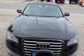 奥迪A8L(进口) 2012款 奥迪A8L(进口) 45 TFSI quattro 豪华型抵押车