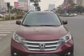 本田CR-V 2015款 本田CR-V 2.4L 四驱 豪华版抵押车