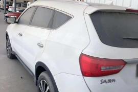 东风风光 风光580 2017款 风光580 1.5T CVT豪华型抵押车