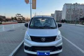 福田 祥菱V 2018款 祥菱V 1.2L 半承载3070轴距双排(平板)4W12M1抵押车