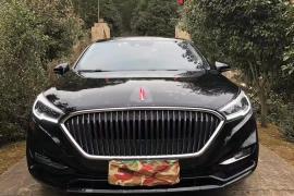 红旗H5 2019款 红旗H5 30TD 智联韵动版抵押车