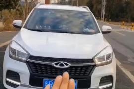 奇瑞 瑞虎5x 2019款 瑞虎5x 1.5L CVT智乐版 抵押车