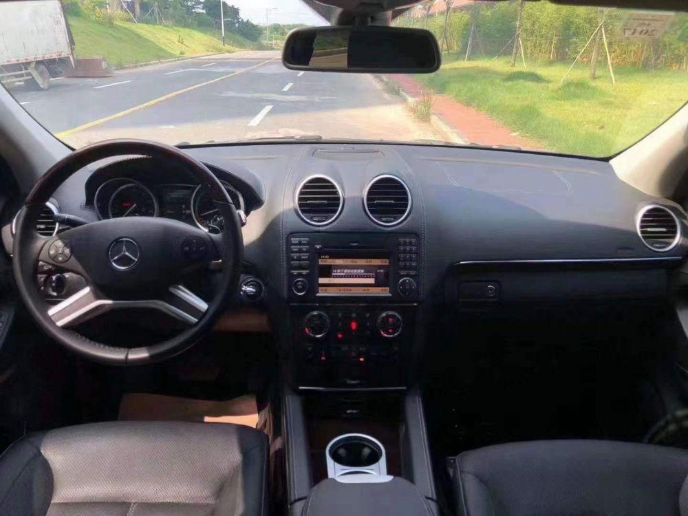 奔驰GL级(进口) 2013款 奔驰GL级(进口) GL550 北美版