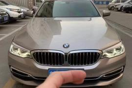 宝马5系 2018款 宝马5系 改款 530Li 尊享型 豪华套装 抵押车