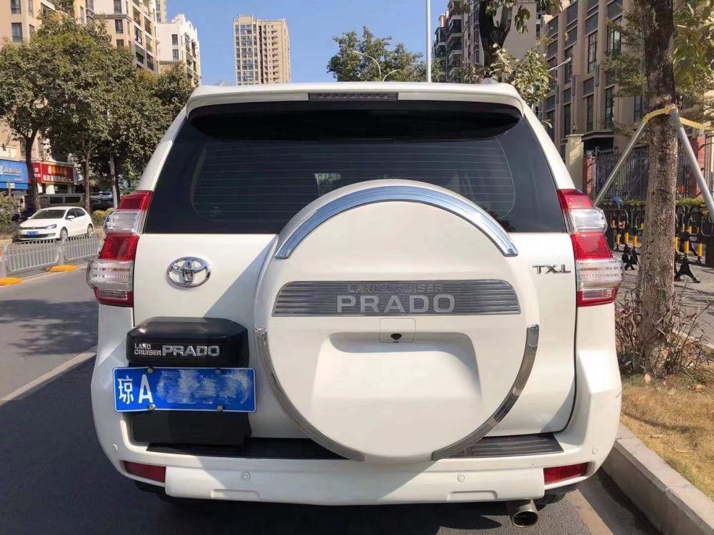 丰田 普拉多 2016款 普拉多 2.7L 自动豪华版