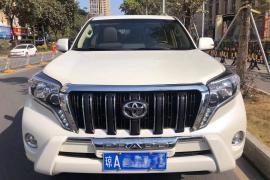 丰田 普拉多 2016款 普拉多 2.7L 自动豪华版 抵押车