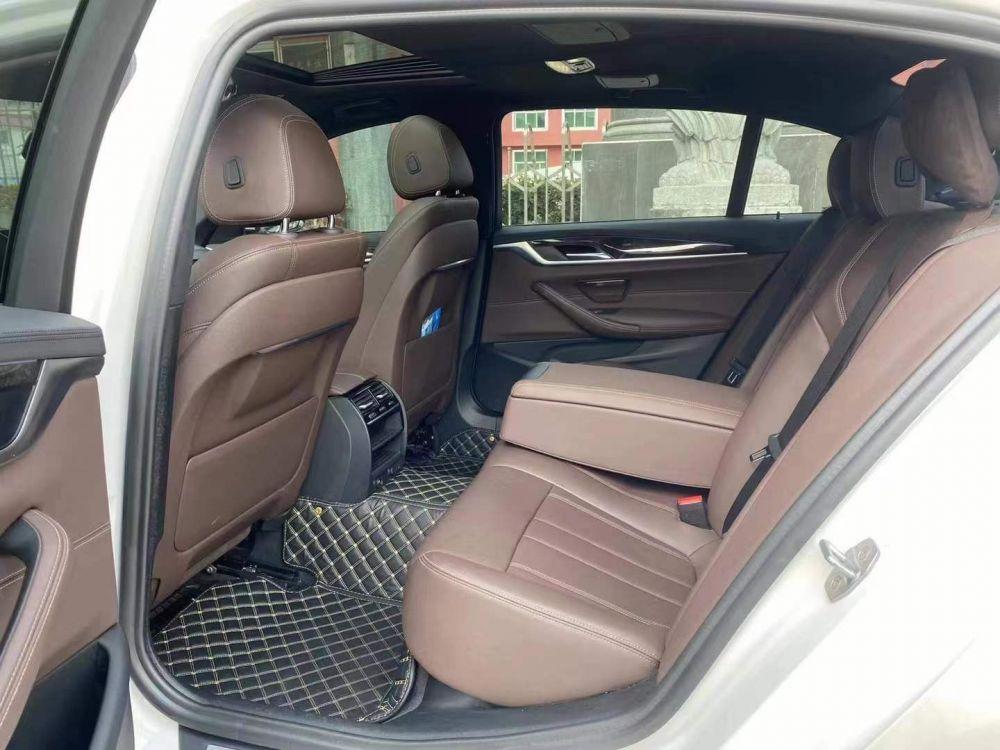 宝马5系 2019款 宝马5系 525Li M运动套装