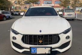 玛莎拉蒂Levante(进口) 2019款 玛莎拉蒂Levante(进口) 3.0T 350Hp 豪抵押车