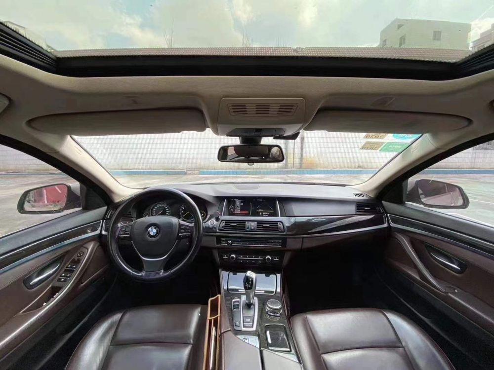 宝马5系 2017款 宝马5系 525Li 豪华设计套装