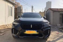 WEY VV7 2017款 WEY VV7 VV7s 旗舰型抵押车